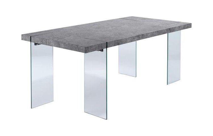 Esstisch Nova Beton Optik 190 X 95 Bei Poco De Esstisch Tisch Essen