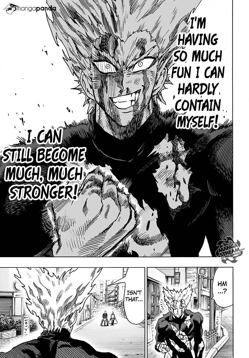 Manga One Punch Man Saitama Vs Garou : manga, punch, saitama, garou, Tamaky007, Punch, (manga), Anime,, Manga,
