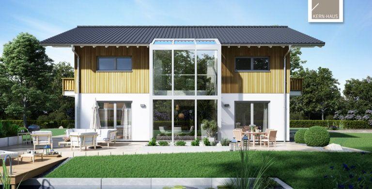 Apos von Kern-Haus AG - Wintergarten und zwei Balkone: Auf rund 210 ...