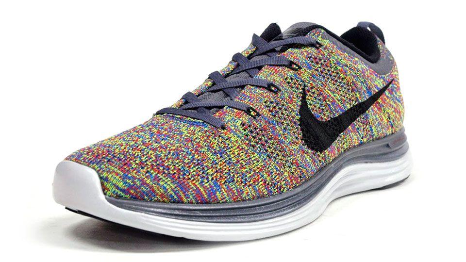 Nike Flyknit Lunar1+ Multicolor Khaki Disponible