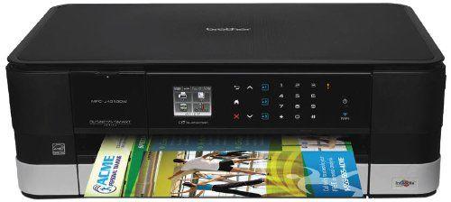 Brother Printer MFCJ4310DW Wireless Color INKJET Printer ...