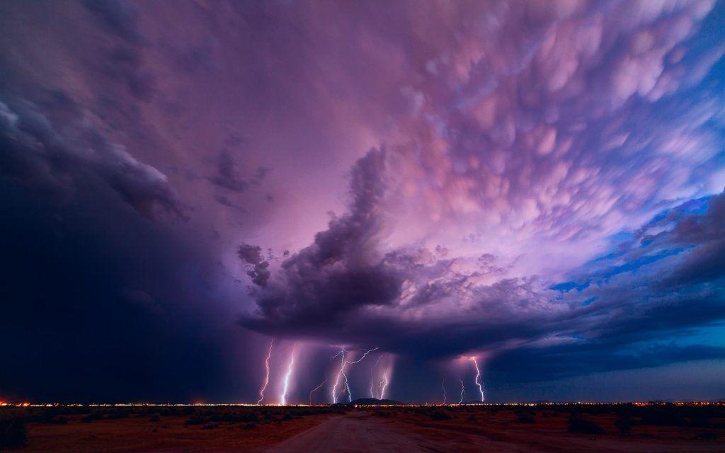 Lightning Storm Wallpaper 60 Hd Impressive Wallpaper New Wallpapers Storm Wallpaper Cool Landscapes Lightning Images
