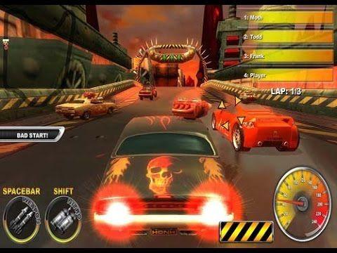 تحميل لعبة سباق السيارات المقاتلة Lethal Brutal Racing مجانا Games 3d Games Racing