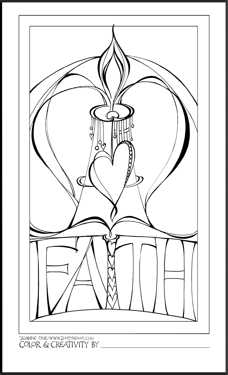 Check Out The Awesome FREE Downloads Of Joanne Finks Color Create Pattern Play Pages On This Weeks Zenspirations