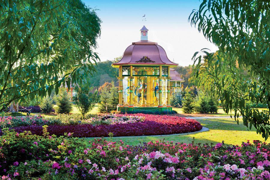 Dallas Arboretum and Botanical Garden Dallas, TX