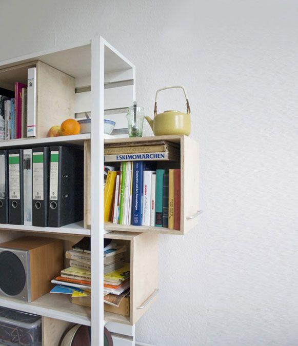 Changeable Shelf