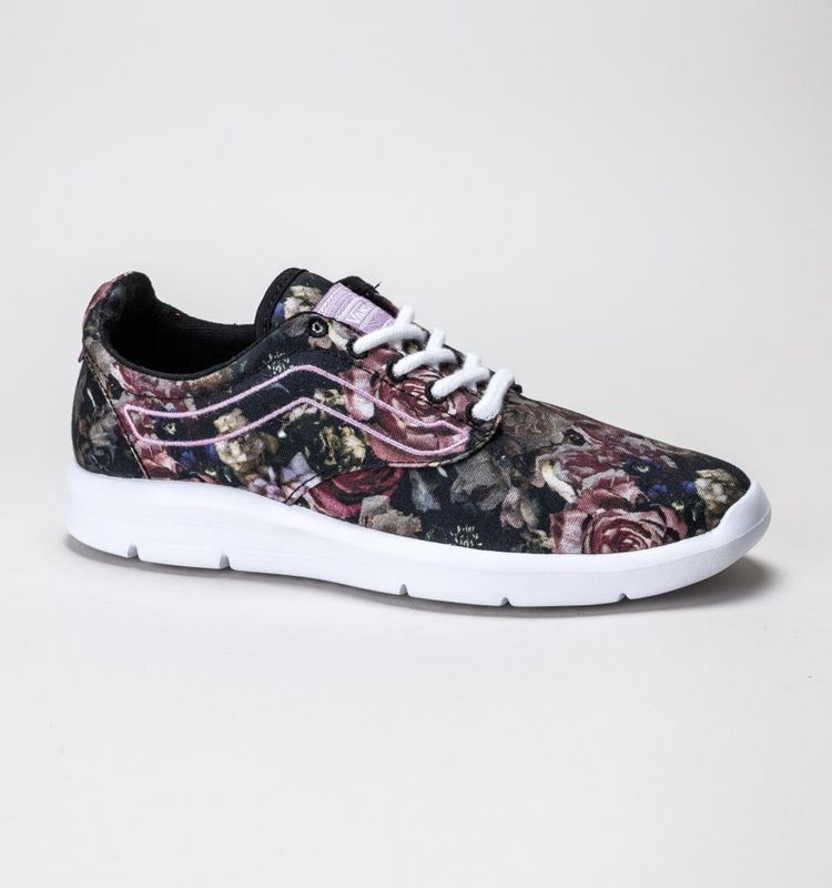Vans Iso 1.5 (Moody Floral) Blk-TW trainers