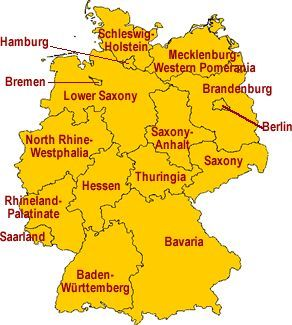 each region in germany has its own specialties and variations the southern region of germany