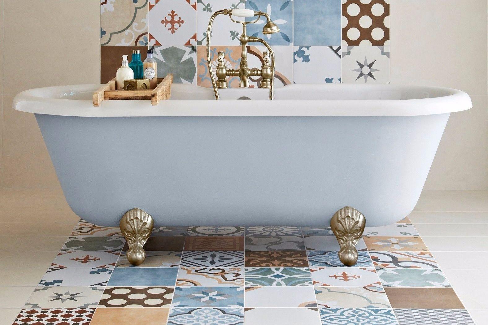 Pin Di Kamar Mandi Latest bathroom ceramic motif