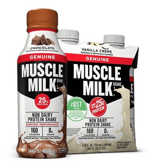 Is Muscle Milk Good For You? A Closer Look at Muscle Milk ...