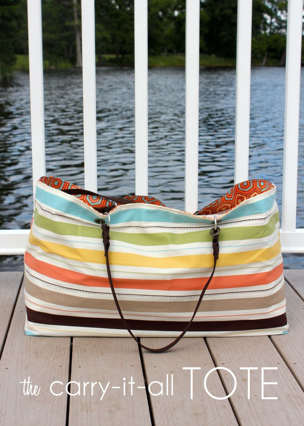 Looking for the perfect bag to make your beach and pool days a bit ...
