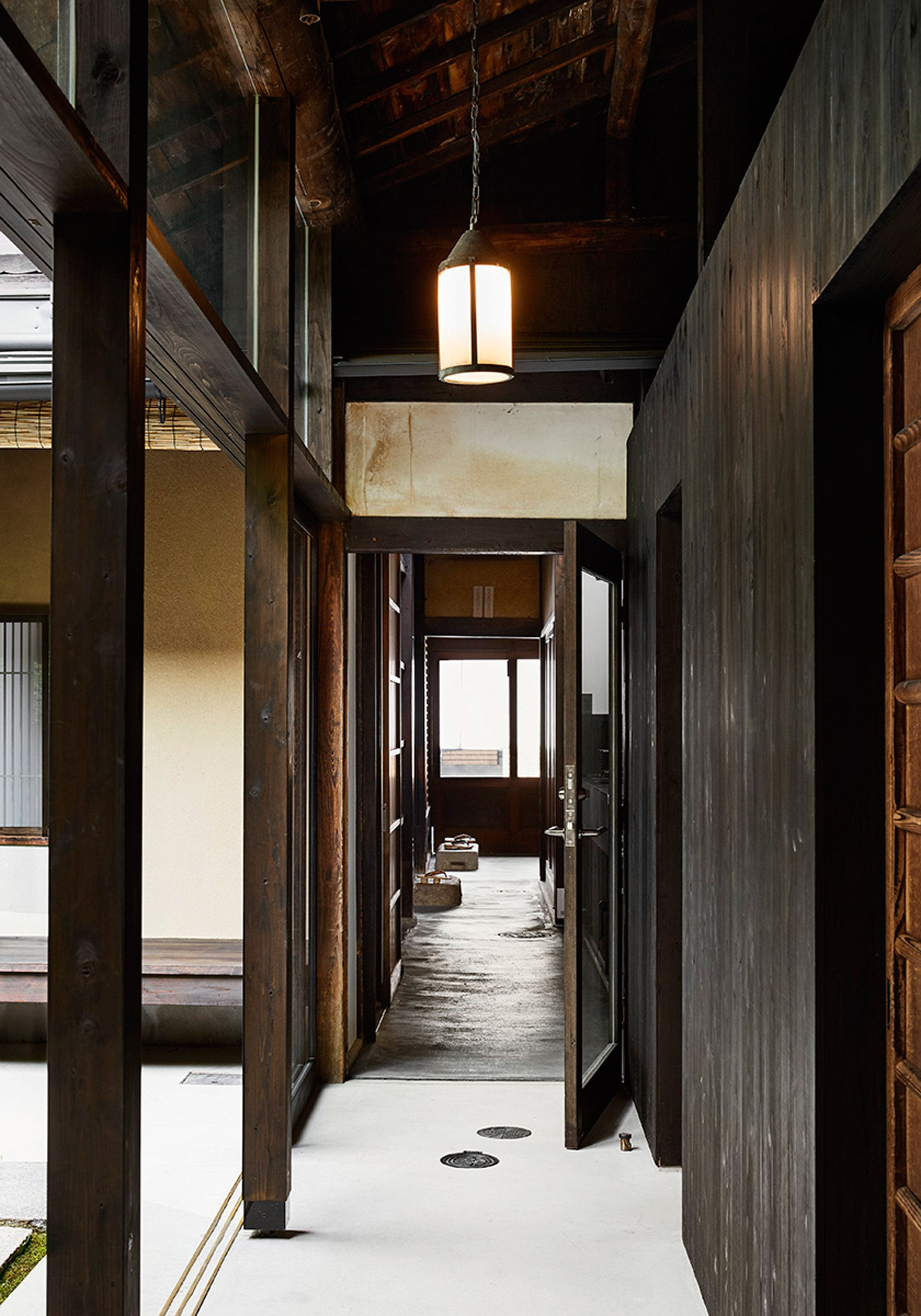 Maoyashi Machiya Kyoto House Uoya Shigenori Japan Architecture - Architecture-design-in-kyoto-japan