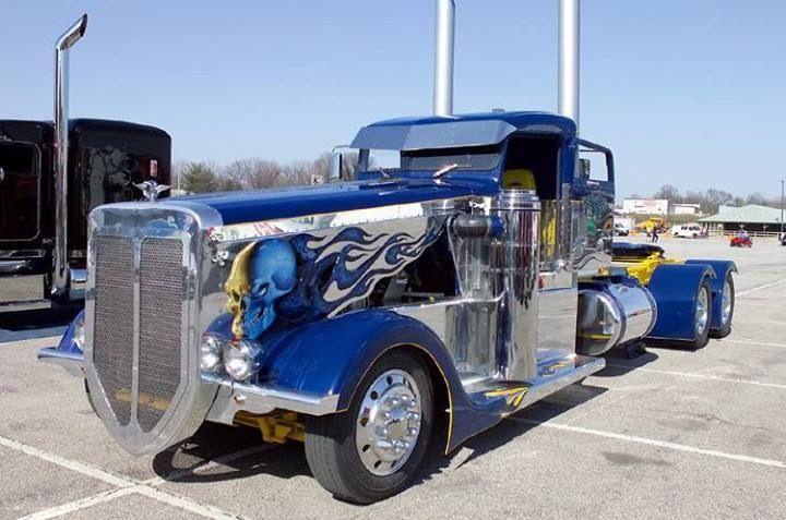 Beautiful Trucks, Big trucks, Peterbilt trucks