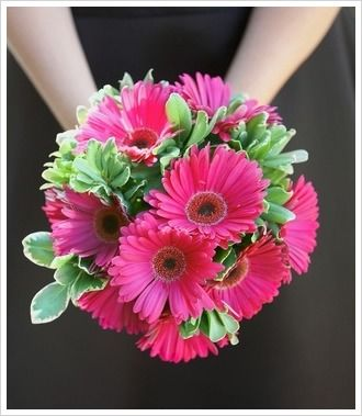 Image Detail For Gerbera Daisy Wedding Bouquet