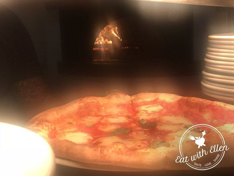 Perfect Pizza At Baked In Brick Birmingham Restaurant Review By