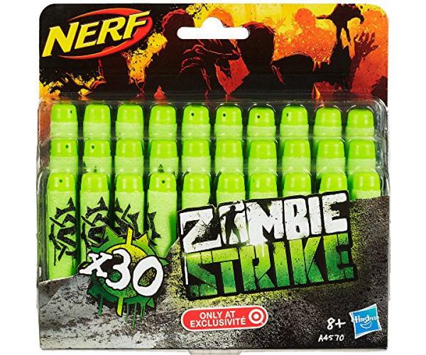 30 Recharges Nerf Elite