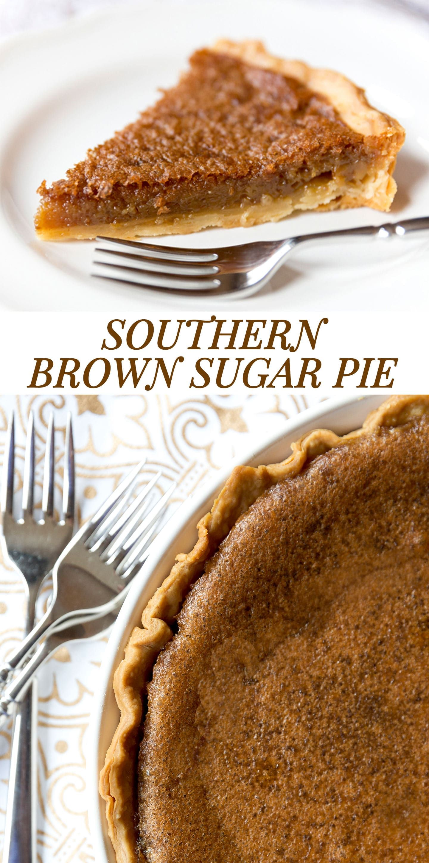 Southern Brown Sugar Pie Recipe, Must Try Dessert