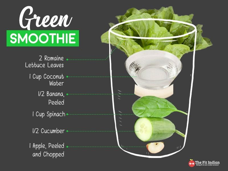 A super healthy GreenSmoothie that you will simply love
