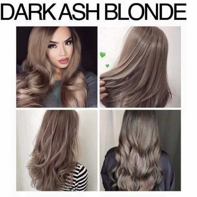 Dark Ash Blonde Hair Hair Color Formulas