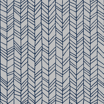 Navy Grey Crazy Chevron Herringbone Gr Color Vector Seamless Patterns Seamless Pattern Vector