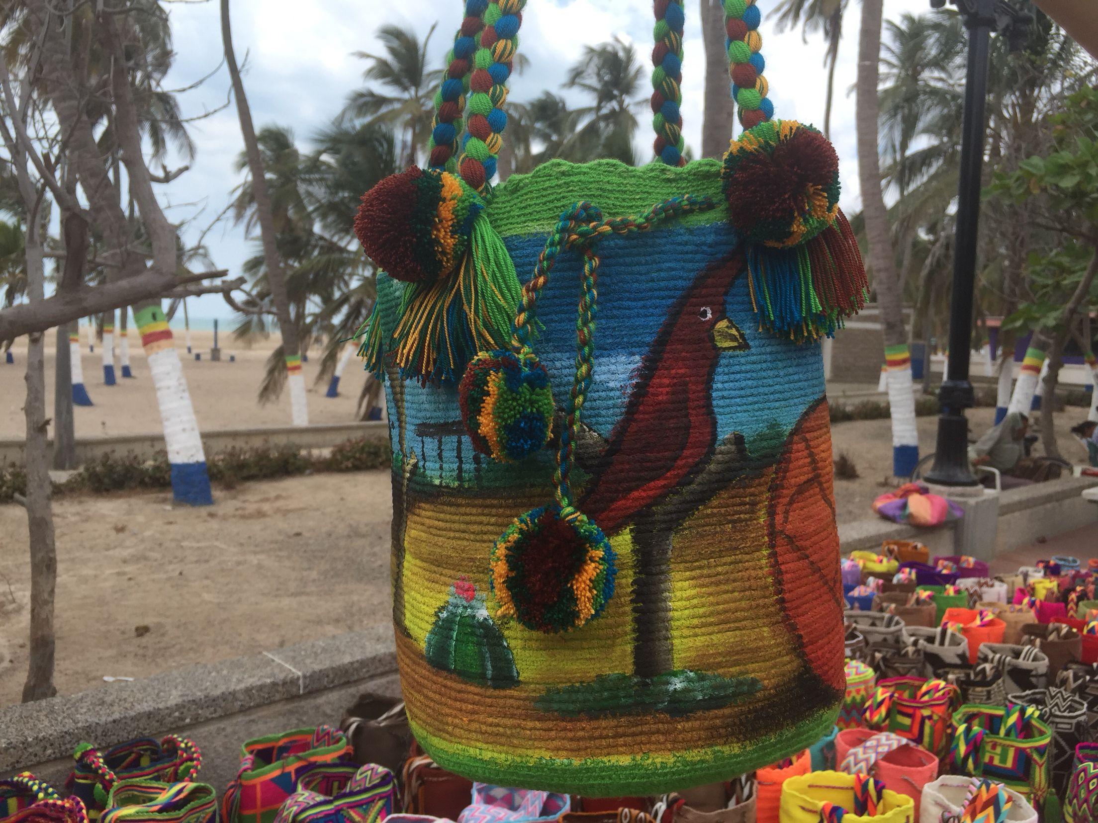 Wayuu handbags www.arhuak.com
