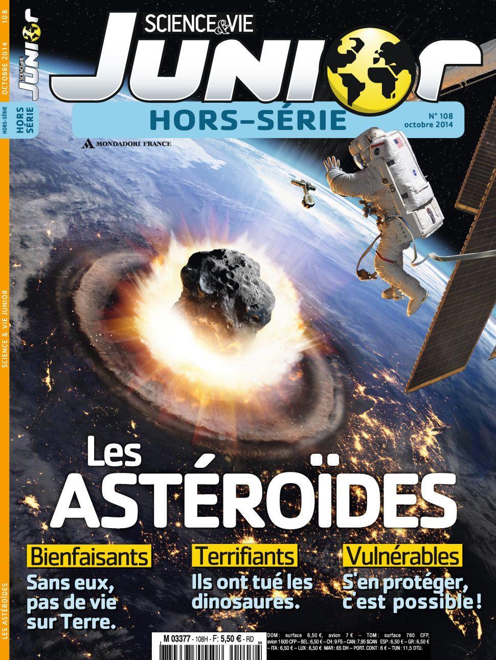 c7e3d5d1a53 Télécharger Science   Vie Junior Hors-série N°108 - Octobre 2014 Magazine -  Pdf
