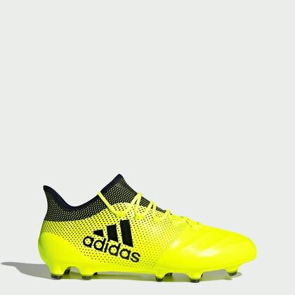 online store c4929 b5888 Adidas x 17.1 Ocean Storm leather