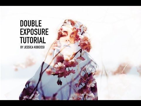 How to create Double Exposure effect in Photoshop - Tutorial - YouTube