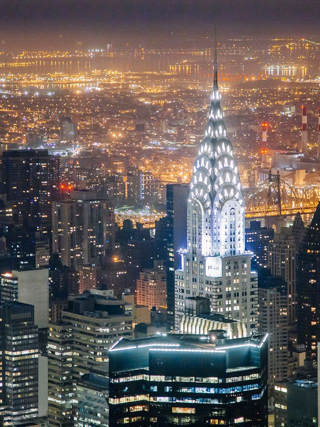 New York: the city that never sleeps © Alexander Spatari/Getty Images