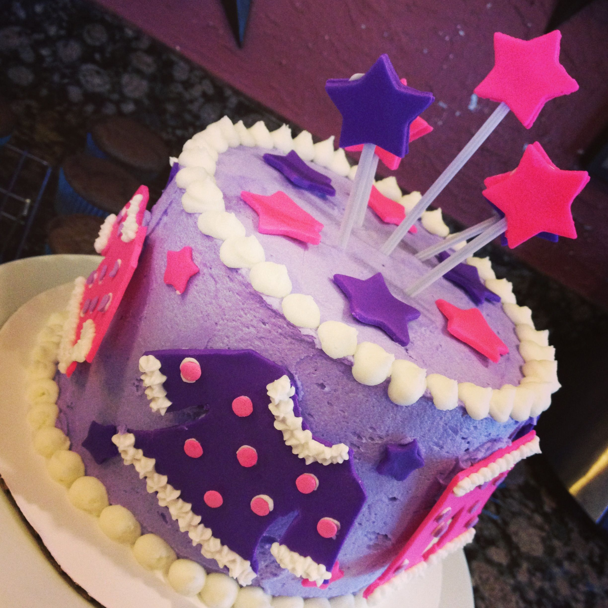 Pajama Party Cake With Images Party Cakes Cake Party Food