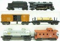 Lionel 1453ws 2026 Freight Set - - Trainz Auctions | Lionel Trains