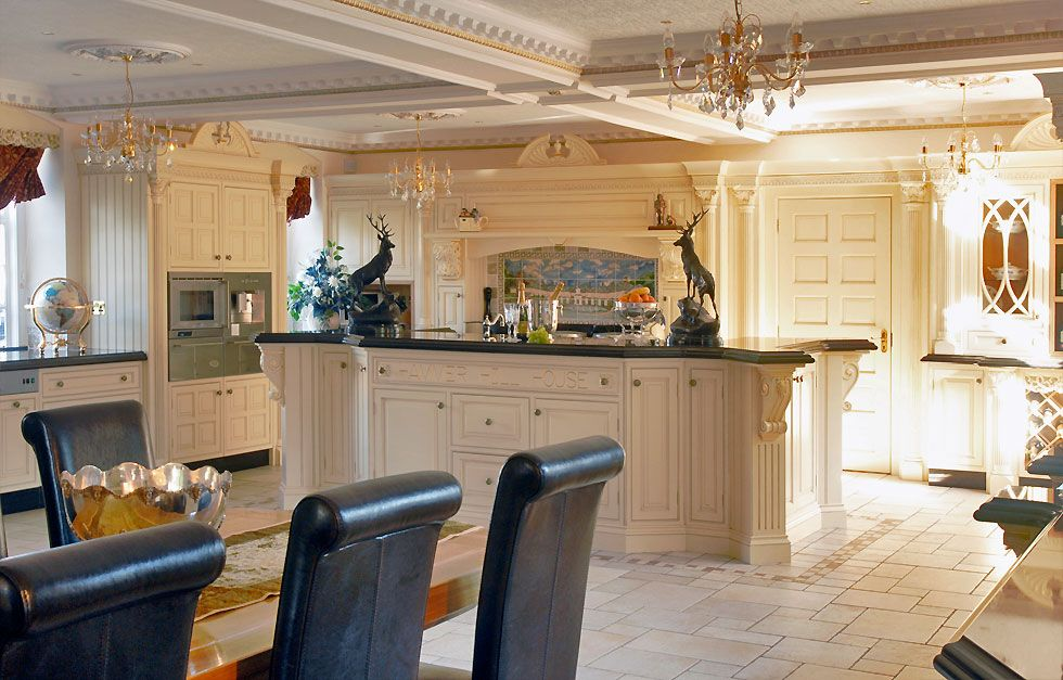 Bespoke Kitchen Case Studies | Broadway Kitchens Birmingham