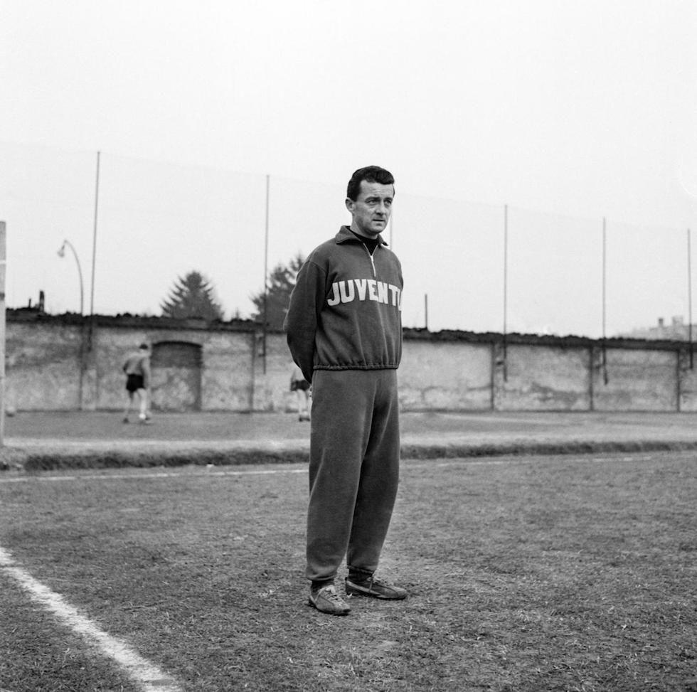 Tutti gli allenatori della Juventus - Il Post Ercole Rabitti nel 1970.