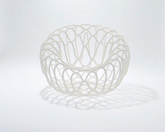ryuji nakamura architects: paper and ribbon installations