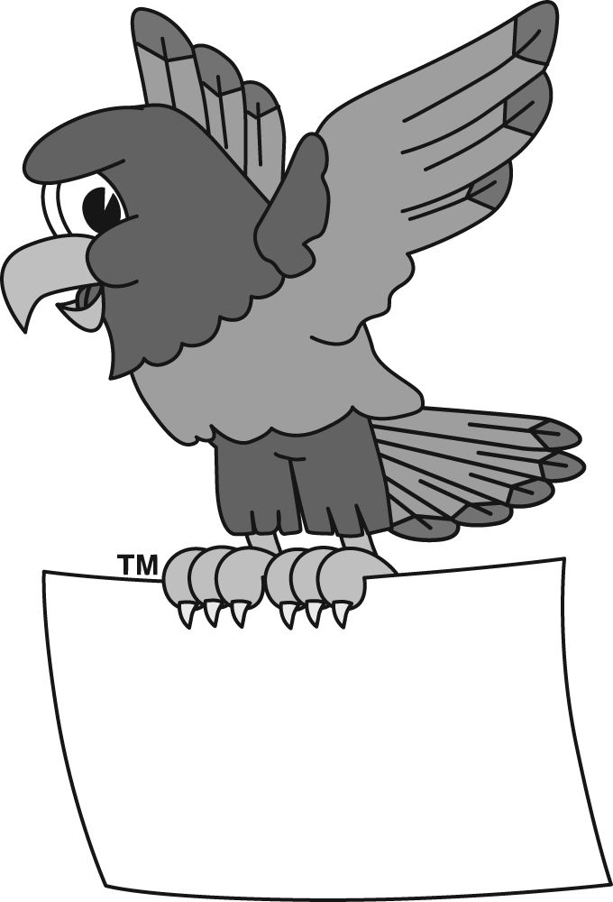 free hawk images free hawk clipart click here for color hawk rh pinterest com hawk clipart abstract hawk clip art black and white
