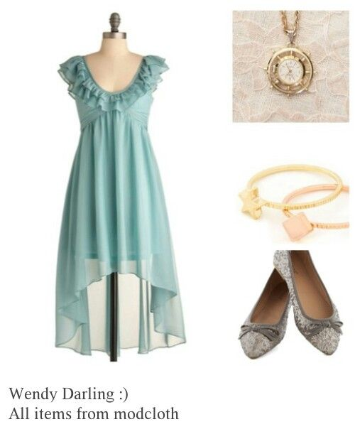 a78a12bdcb Wendy darling outfit Disney Dresses