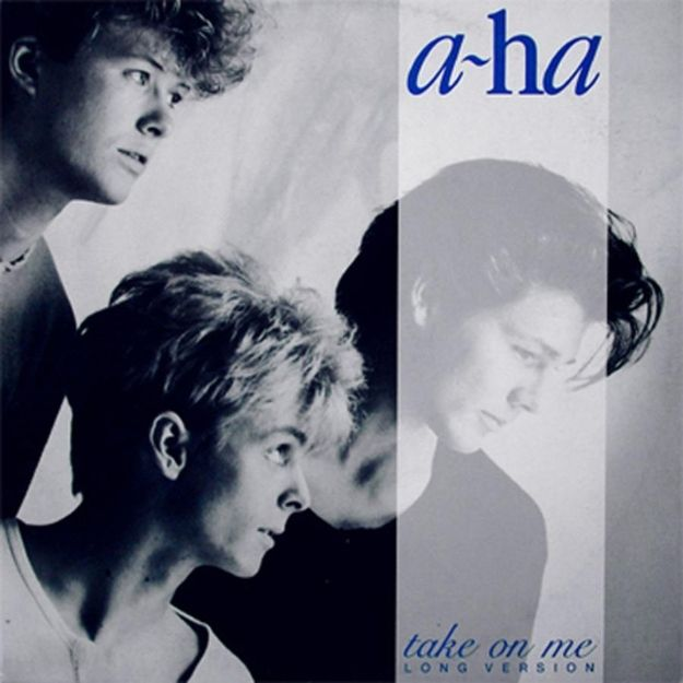 A Ha Take On Me With Images 80s Songs 1980s Music