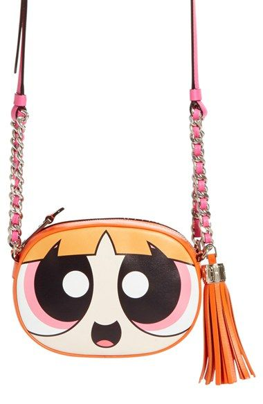 67a1d0d325 Moschino 'The Powerpuff Girls® - Blossom' Canteen Crossbody Bag ...