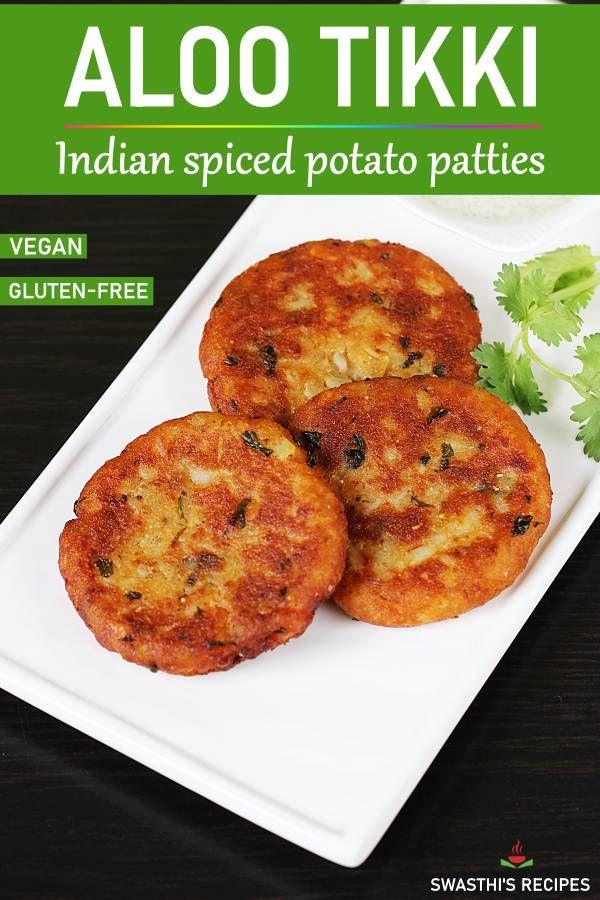 aloo tikki recipe how to make aloo tikki crispy alu tikki recipe indian snack recipes on hebbar s kitchen recipes aloo tikki id=24729