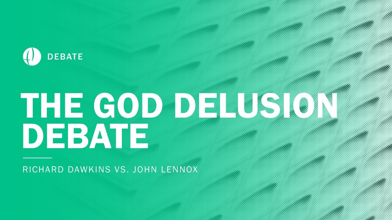 Richard Dawkins Vs John Lennox The God Delusion Debate Youtube The God Delusion Richard Dawkins Delusional