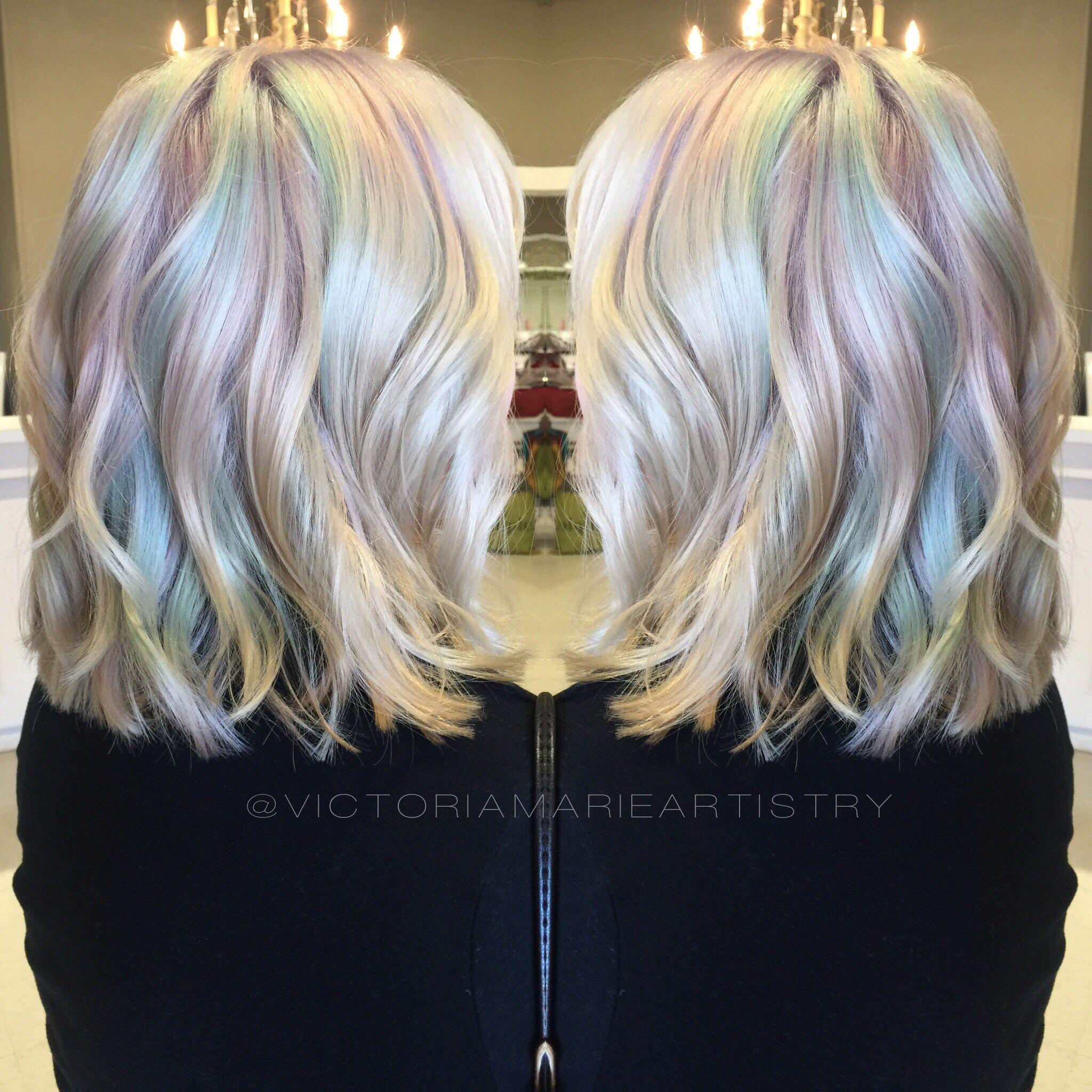 Opal hair. | Hair I Love. | Hair, Opal hair, Hair Color