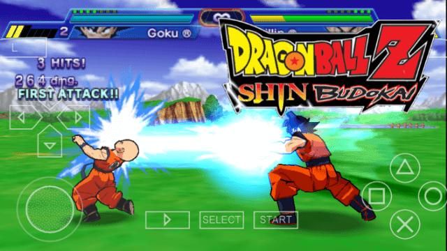 Download Dragon Ball Z Shin Budokai For Ppsspp Dragon Ball Dragon Dragon Ball Z