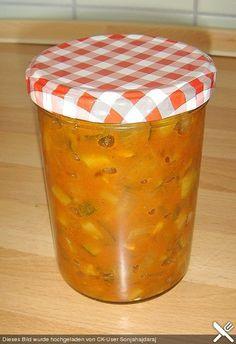 Zucchini - Relish von Sonjahajdaraj   Chefkoch
