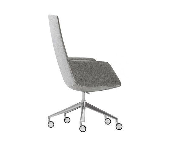 Catifa Sensit Chairs From Arper Architonic Office Chair Chair Traditional Office
