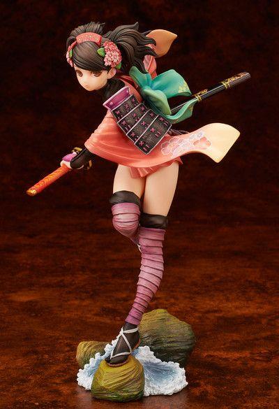 Crunchyroll - Momohime -Orionaoshi- 1/8th Scale Figure - Oboro Muramasa