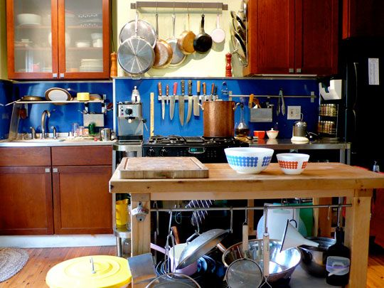 Kitchen Tour: Harry and Taylor of Brooklyn Kitchen | Kitchens ...