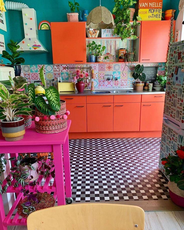 moderne böhmische küchenentwürfe bohemian style kitchen bohemian kitchen hippie home decor on boho chic kitchen diy id=26186