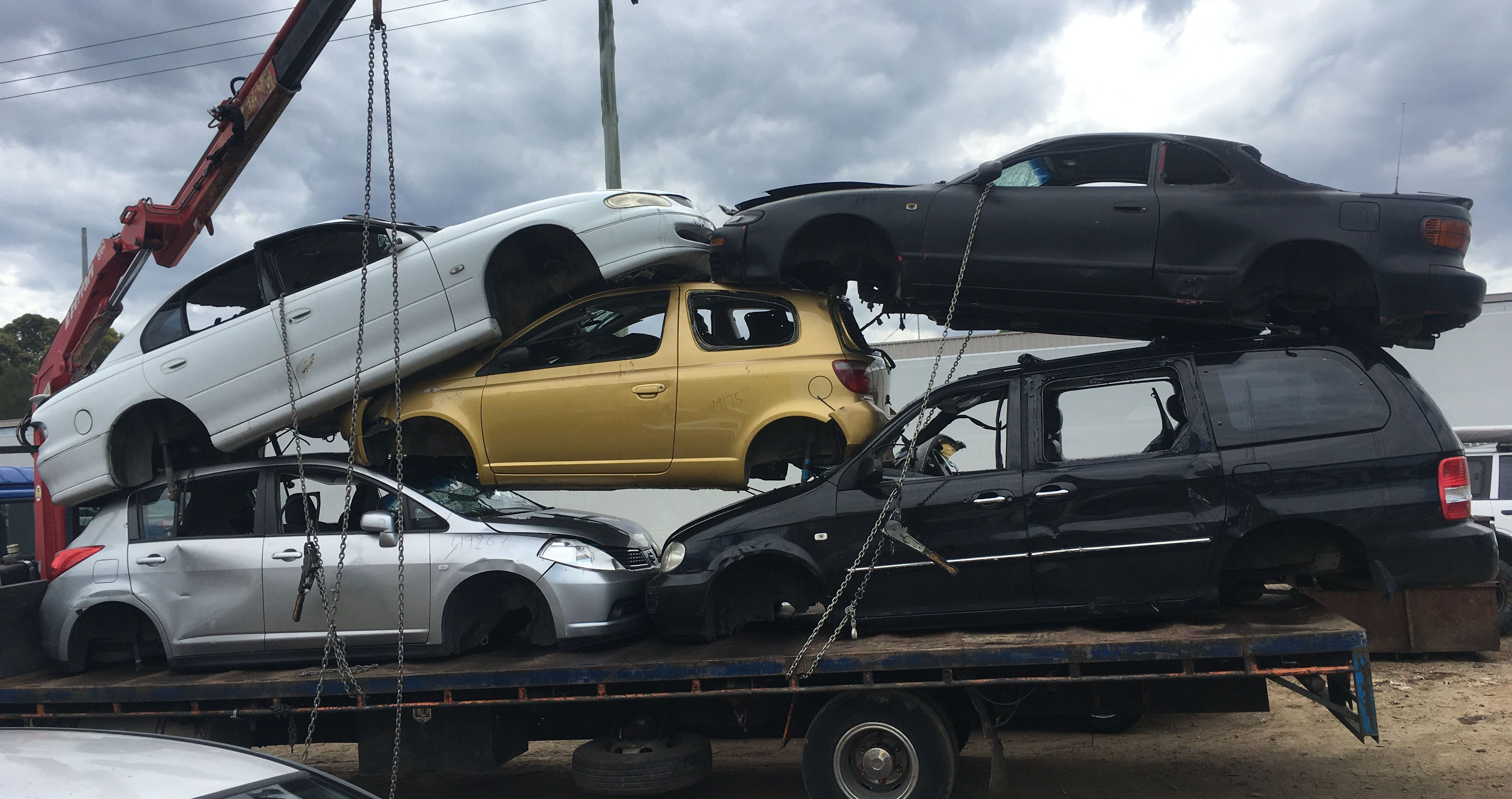Amiry Enterprises Is One Of The Most Reputed Carremoval Companies