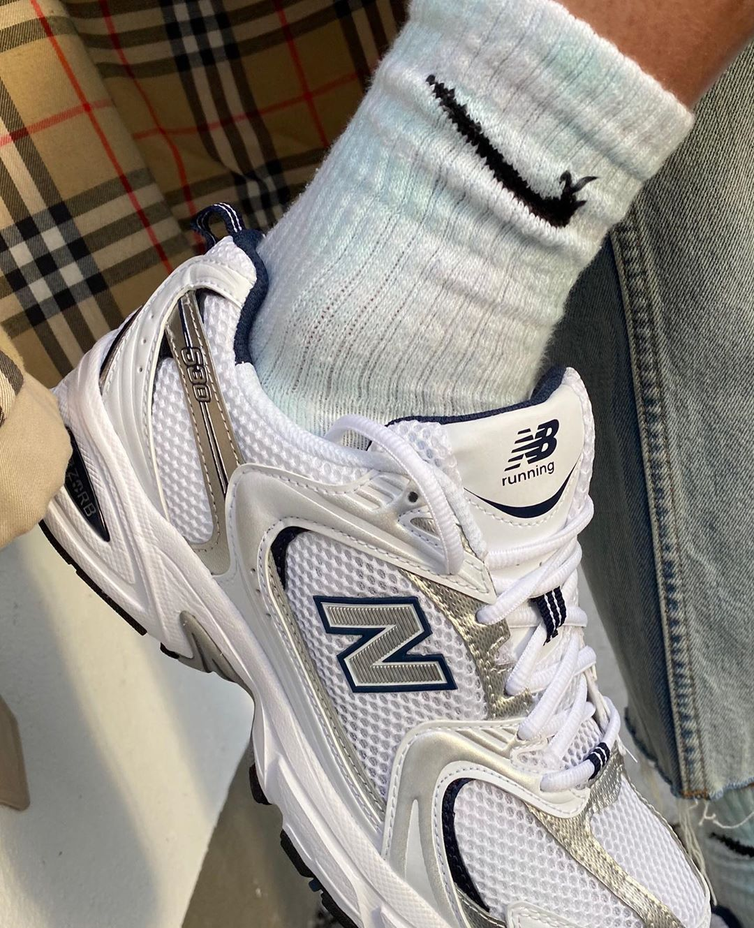 Pin by Poshthugdungeon on Depop in 2020 | New balance ...