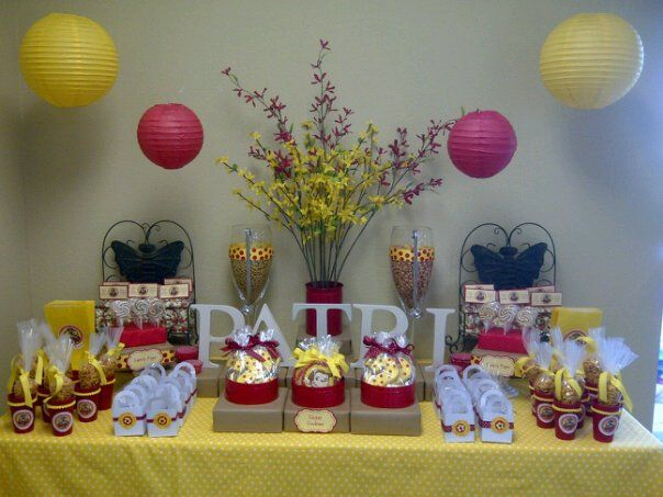 Curious George 2nd Birthday Party